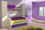 Детска стая по проектж с различни материали София