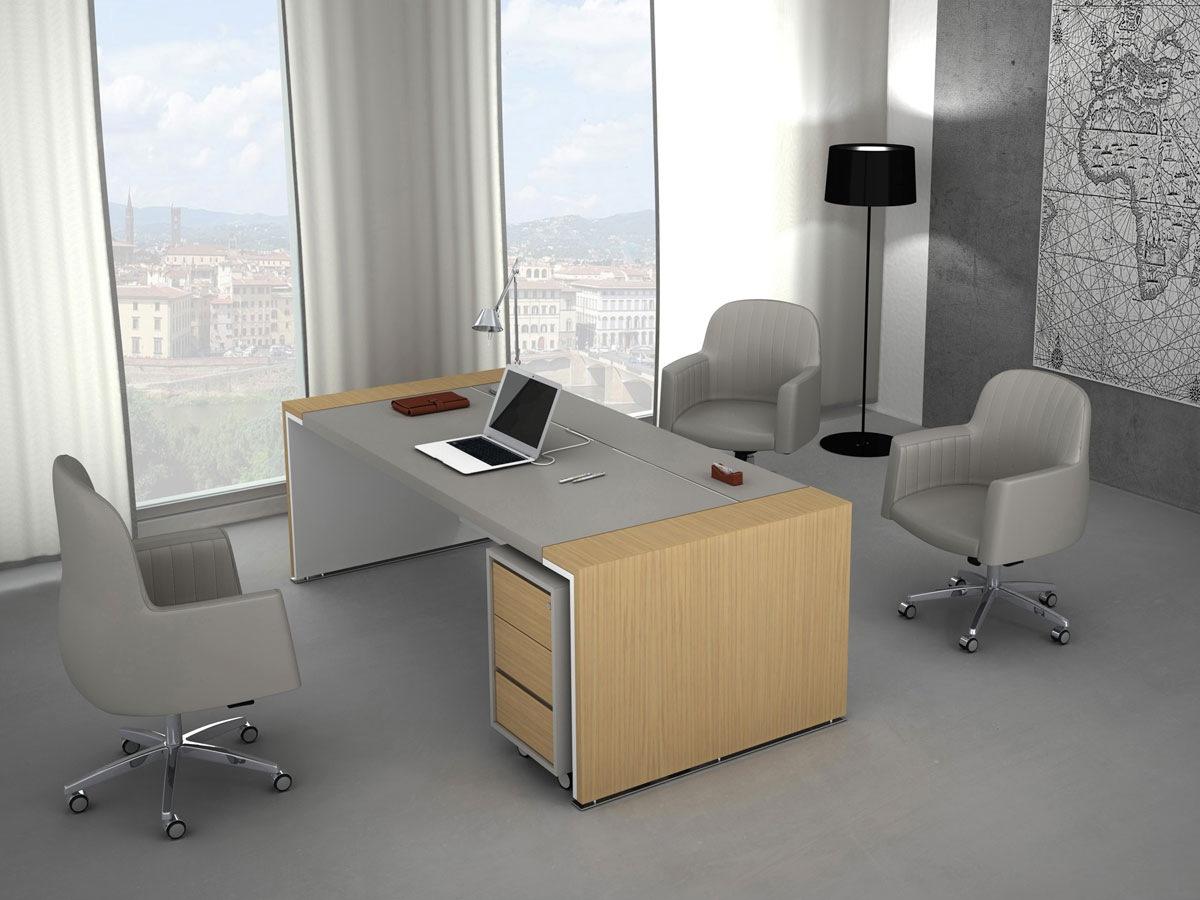 Офис мебели от МДФ по поръчка