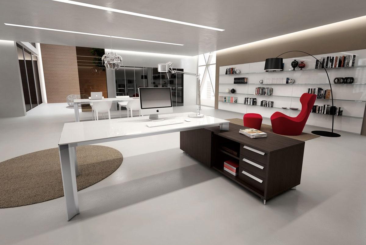 Директорски офис мебели по проект