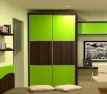 гардеробы для спальней с нетипичной архитектурой