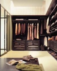 гардеробы для дома класса люкс по требованию