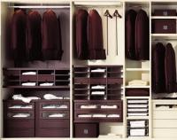 гардеробы для спален со скошенным пространством