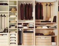 роскошные гардеробы по индивидуальному проекту