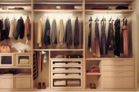 современные гардеробы