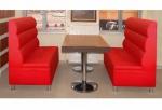 луксозна мека мебел за заведения по поръчка